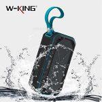 اسپیکر بلوتوث ضد آب برند دبلیو کینگ اس 18 / W-KING S18