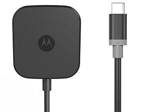 آداپتور شارژ سریع موتورولا Motorola TurboPower 15 USB-C