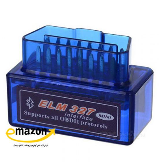 دستگاه دیاگ خودرو مدل ELM327 MINI BLUETOOTH قابلیت دیاگ انواع ماشین