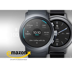 ساعت جدید هوشمند ال جی LG در FCC