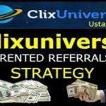 آموزش کسب در آمد از سایت خارجی و پرسود CLIXUNIVERSE