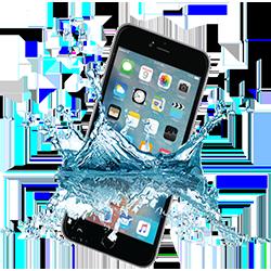 اموزش تعمیر گوشی موبایل اپل ایفون اب دیده