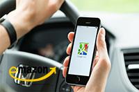 آموزش مسیر یابی نقشه گوگل بدون باز کردن قفل ایفون